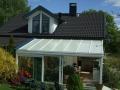 jednospadowy dach