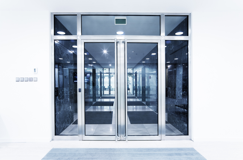 Glass Storefront System Aluprotech Glass And Aluminium